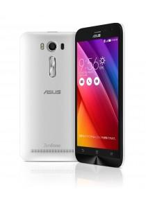 Asus Zenfone 2 Laser (Ze550Kl)   Phone - White (Quad Core 1.2Ghz / 2GB RAM / 32GB)