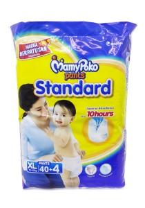 MamyPoko Pants Standard Super Jumbo XL 40 + 4