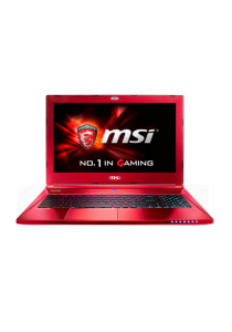 MSI GS60 2QE Ghost Red