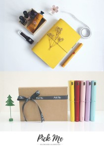 Macaron String Tie A6 Planner (5 Colors)
