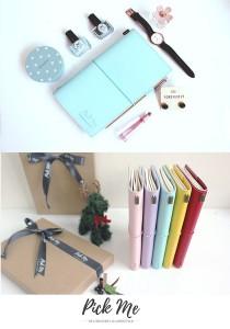 Macaron Traveler Planner (5 Colors)