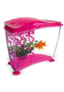Marina Cool Goldfish Kit - 6.7 L - Pink