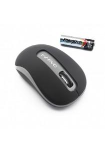 Marvo MW-407 2.4GHz Wireless Mouse Fashion Series (Black)