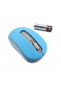 Marvo M-226W 2.4GHz Wireless Mouse Fashion Series (Blue)