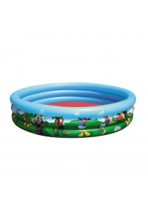 Bestway 122cm Mickey Mouse Design Inflatable Pool