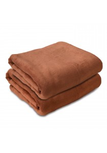 Essina Ultra Soft Microfiber Bath Towel 70x140 - 2pcs/set (BROWN)