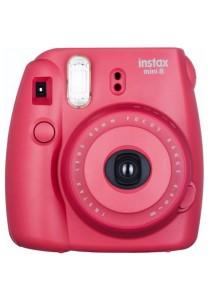 Fujifilm Instax Mini 8 (Raspberry) Instant Film Camera