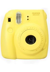 Fujifilm Instax Camera Mini 8 (Yellow)