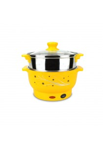 Mini Multi Cooker with Steamer Set