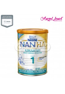 Nestle Nan HA 1 Milk (0-12 Mnth) 400g