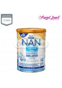 Nestle Nan Lactose Free Milk (0-12mnth) 400g