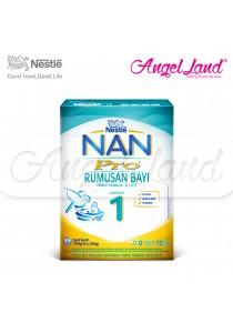 Nestle Nan Pro 1 Milk (0-12mnth) 700g