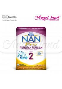 Nestle Nan Pro 2 Milk (6-36mnth) 700g