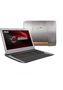 Asus ROG G752VT-GC100T Notebooks - Black (Intel I7 / 8GB / 1TB + 128GB SSD / 17.3inch / GTX970)