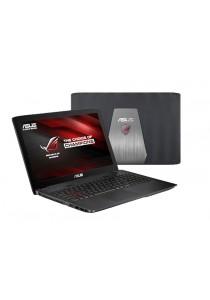 Asus ROG GL552VX-DM044T Notebooks - Black (Intel I7 / 4GB / 1TB / 15.6inch / GTX950M)
