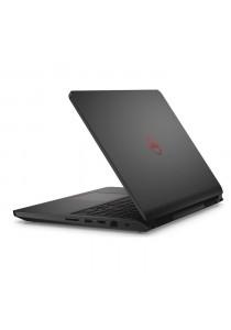 Dell Inspiron 15 7567 70814GTI | Gaming Laptop - Black (Intel i7 / 500GB + 128GB SSD / 8GB  / GTX1050TI 4GB )