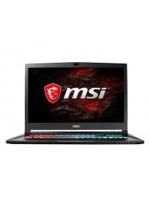 MSI GS73VR 7RF Stealth Pro (intel i7 / 16GB / 1TB + 256GB SSD / GTX1060)