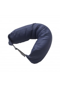MUJI Well Fitted Neck Cushion Blue