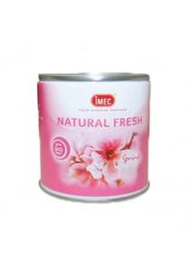 Air Freshener Go Green Safe & Natural Refill, iMEC NF 60 - Natural Fresh, 80g (6 Units) - Spring