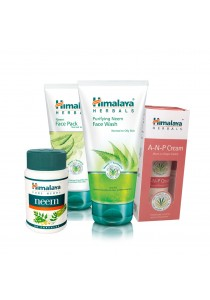Himalaya Neem Skin Care Set