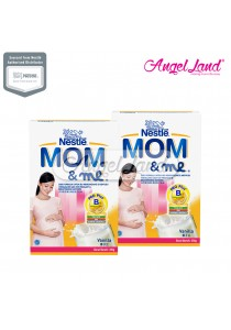 2 Units Nestle Mom & Me (Vanilla) 350g