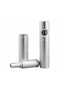 Z6 Stainless Steel E-Cigarettes - Silver