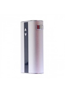 E-Cigarette Vape Eleaf iStick 50W 4400 mAh Box Mod - Silver