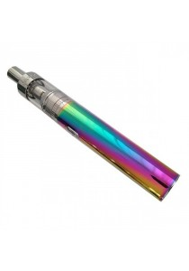 TVR30 All-In-One Mechanical MOD E-Cigarretes with Adjustable Airflow - Rainbow