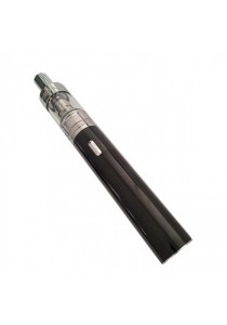 TVR30 All-In-One Mechanical MOD E-Cigarretes with Adjustable Airflow - Black