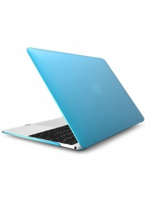 Hard Shell Protective Case for Macbook 12inch Retina Display - Blue