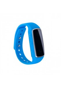 E01 Smart Bracelet Sport Watch with Pedometer / Sleep Monitoring / Calorie Burns for Andorid / IOS - Blue