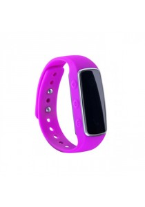E01 Smart Bracelet Sport Watch with Pedometer / Sleep Monitoring / Calorie Burns for Andorid / IOS - Purple