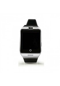 Apro M08 Bluetooth Smartwatch With Camera NFC and SIM Card Support For Android - Black / Silver