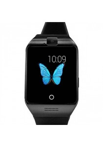 Apro M08 Bluetooth Smartwatch With Camera NFC And SIM Card Support For Android - Black