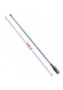 SMA Female 2.15dBi 10w Single Antenna for Walkie Talkie - Blue