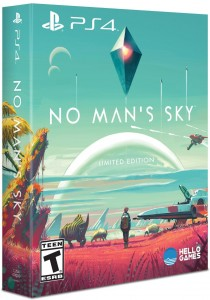 [PS4] No Man's Sky - Limited Edition