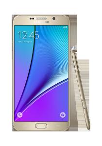 Samsung Galaxy Note 5 32GB (N9208) (Gold)