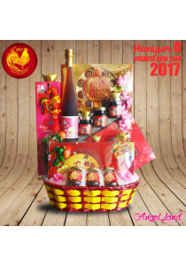 Chinese New Year 2017 Hamper Angelland - Set O