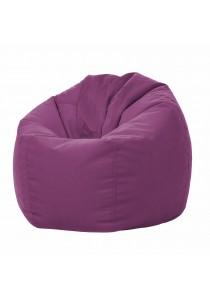 OHIO Large Bean Bag Chair 2.5kg - Purple