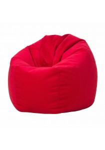 OHIO Large Bean Bag Chair 2.5kg - Red