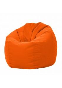 OHIO Large Bean Bag Chair 2.5kg - Orange