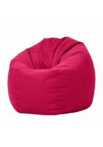 OHIO Large Bean Bag Chair 2.5kg - Pink
