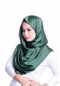 Diyana Halik - Lush Satin II (Olive Green)