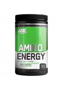 Optimum Nutrition Amino Energy, Lemon Lime, 30 Servings