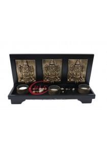 Ganesha Home Decoration GH240 Gold Color - Gift
