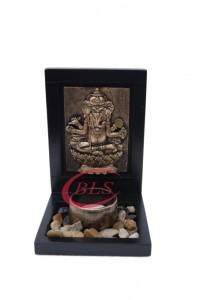 Ganesha Home Decoration FH28 Gold Color - Gift