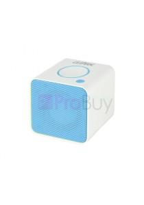 CLiPtec Colour Rhythm Portable Bluetooth + TF Speaker PBS232 -Blue