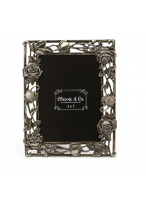 "Classic & Co. Photo Frame 5"" x 7"" (Antique Tin)"