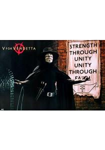V For Vendetta (Unity) - GB Eye Poster (61 cm X 91.5 cm)