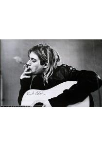 Kurt Cobain (Smoking) - GB Eye Poster (61 cm X 91.5 cm)